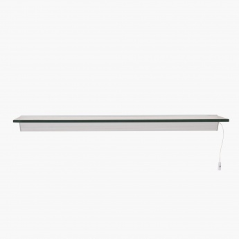 Daisy Led Glass Shelf