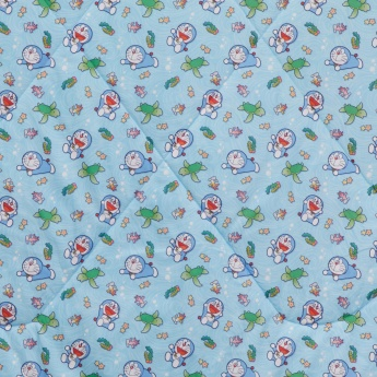 Doraemon Printed Single Bed Comforter
