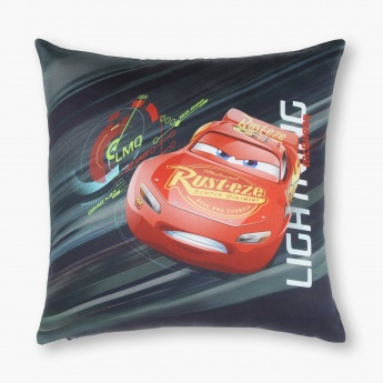 Cars Printed Cushion Cover Set- 2 Pcs.