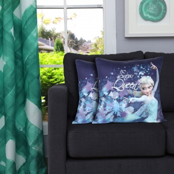Frozen Printed Cushion Cover Set- 2 Pcs.