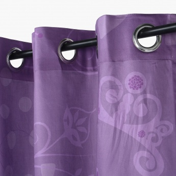 Sofia The First Printed Cotton Single Door Curtain