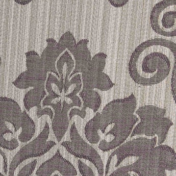 Foliage Jacquard Door Curtain