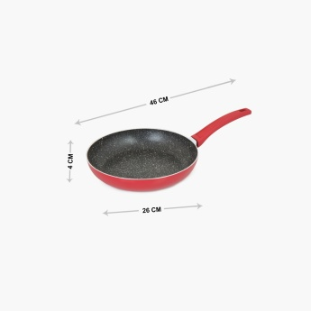 Elite Magnus Textured Frying Pan