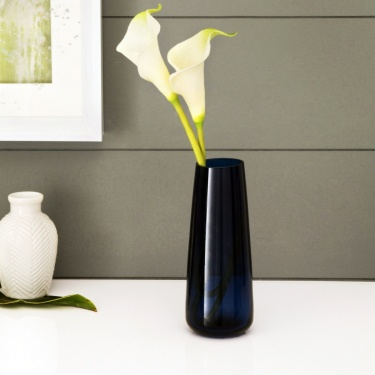 Eadric Translucent Glass Vase