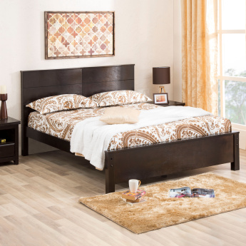 HATTEN Queen Size Bed