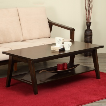 Zara Solid Wood Coffee Table