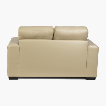 Ace Faux Leather Sofa- 2 Seater