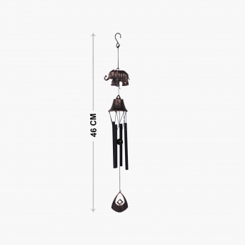 Trigya Elephant Design Windchime