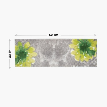Hudson Printed Bath Runner