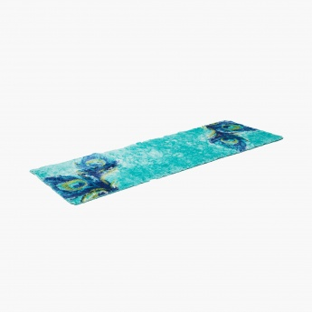 Hudson Peacock Printed Anti-Slip Bathmat