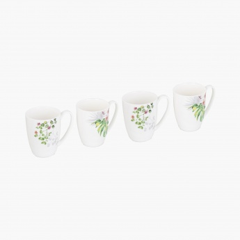 Altius Tropico Coffee Mugs-Set Of 4 Pcs.