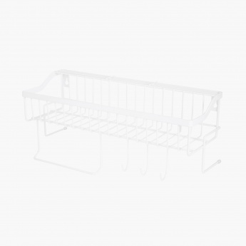 Orion Mattle Wall Mounted Kitchen Stand Rack