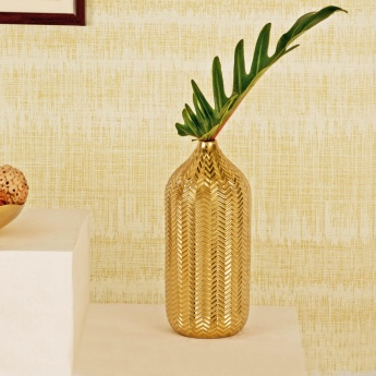 Bentley Carolin Zig Zag Textured Vase