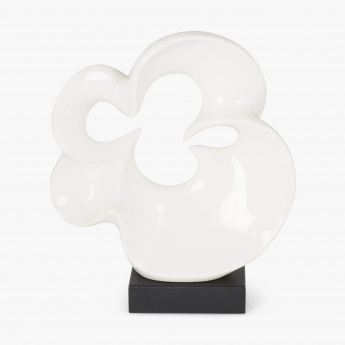 Vitara Abstract Flower Table Accent