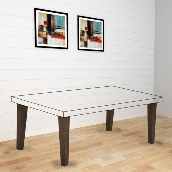 MCT Picasso Coffee Table Legs