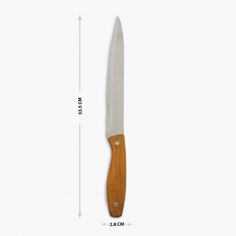 Stainless Steel Santoku Knife