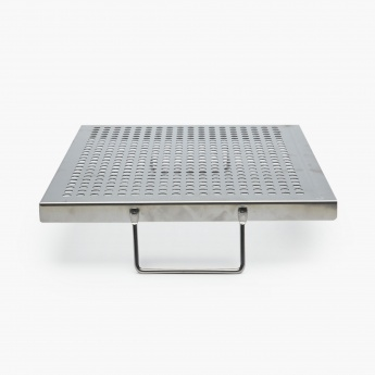 Truffles-Windsor Steel Grill Topper