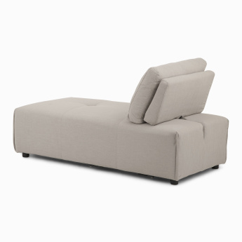Dallas Chaise Modular Sofa- 2 Seater