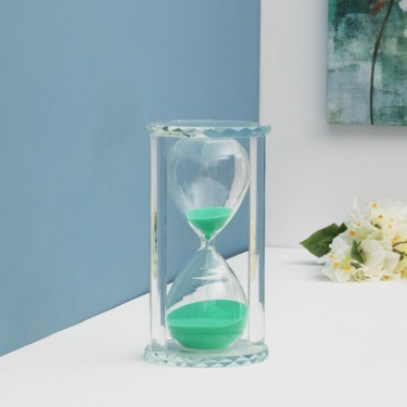 Splendid Geneva Hour Glass Table Accent