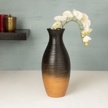 Splendid Cairo Ombre Textured Pitcher Vase