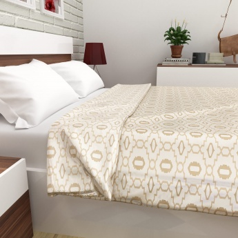 MATRIX Printed Double Bed Blanket