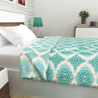 MATRIX Printed Single Bed Blanket