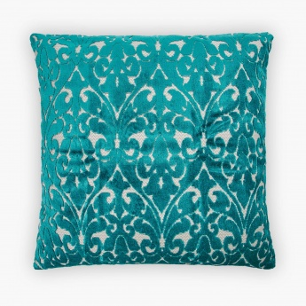 Matrix Jacquard Contemporary Cushion Cover