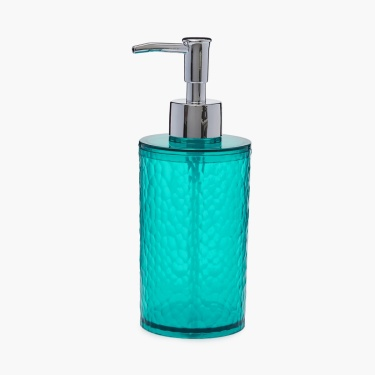 Hudson Denali Textured Round Soap Dispenser