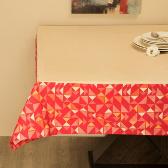 Manderin Bohemian sunset Printed Tablecloth