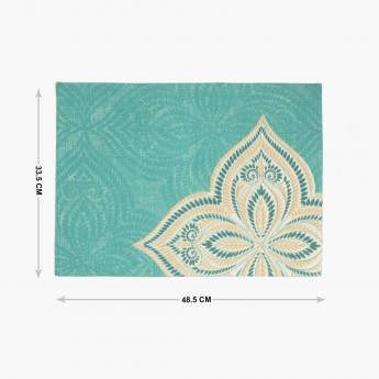 Meadows Royal Odyssey Floral Placemat