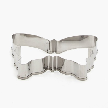 Sweetshop Stainless Steel Abstract Cookie Cutter -Set of 3