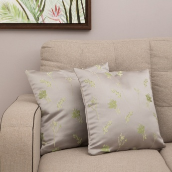 CELEBRATION Jacquard Cushion Covers - Set Of 2 Pcs