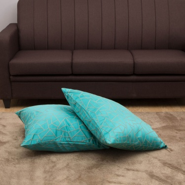 Celebration Contemporary Cushion Covers- Set Of 2 Pcs.