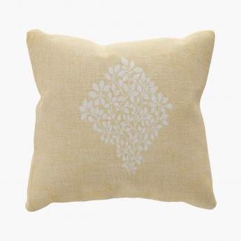 Celebration Centre Motif Print Cushion Cover Set - 2 Pcs.