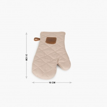 Truffles Cotton Mitten-Set Of 2 Pcs.