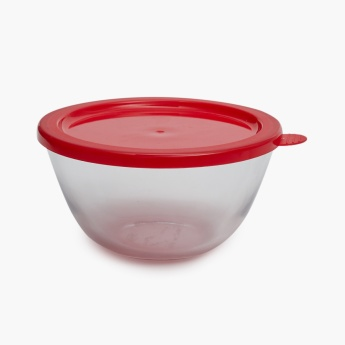 Sweetshop Transparent Mixing Bowl With Lid
