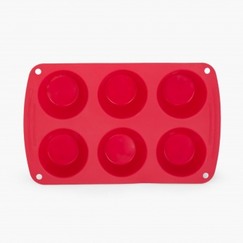 Sweetshop Silicon Muffin Pan