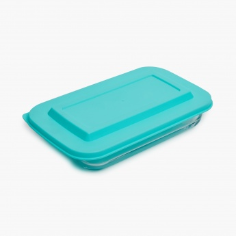 Sweetshop Glass Baking Dish With Lid