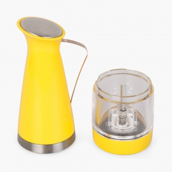 Pamolive Press Button Pepper Mill