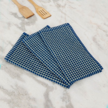 Cotton Kitchen Towel-Set Of 3 Pcs.