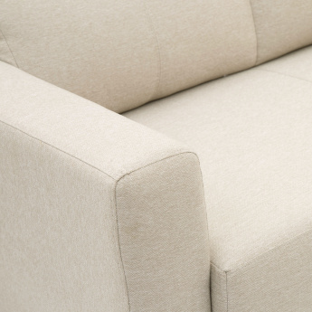 Bon EMILY Fabric Sofa  3 Seater Beige