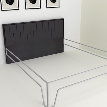 Montoya Rhythm Queen Size Headboard