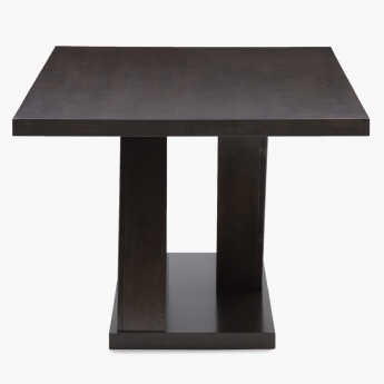 Petals Dining Table Without-Chair - 6 Seater