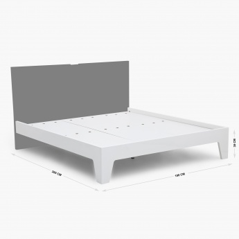Myb Frame Alaska Non-Storage King Size Bed