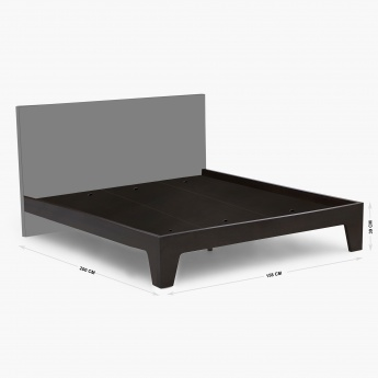 Myb frame Montoya Non-Storage Queen Size Bed