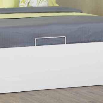 Alaska Hydraulic Storage Queen Size Bed