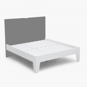 Myb Frame Crystal Non-Storage Teen Size Bed