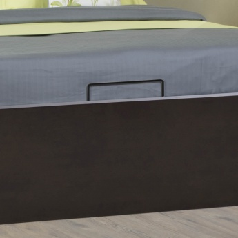 Montoya Hydraulic Storage Single Bed
