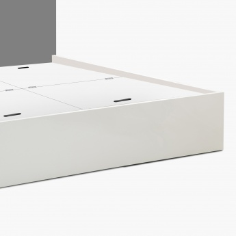 Crystal Box Storage King Size Bed