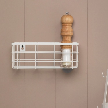 Orion Mattle Wall Mounted Basket